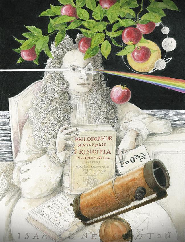 Newton copia