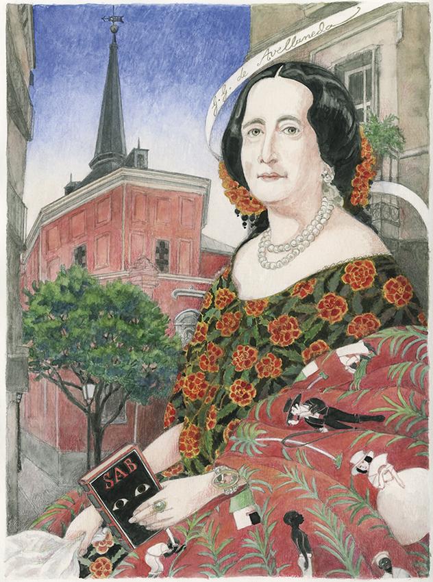 Gertrudis G. Avellaneda copia